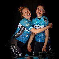 Teamshoot Hitec Products 2021  <br />Mieke Kroger, Christa Riffel