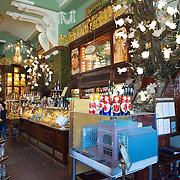 Eliseevsky Store Interior, Saint Petersburg