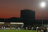 Magners league match, Newport Gwent Dragons v Edinburgh at Rodney Parade in Newport.