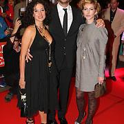 NLD/Utrecht/20080927 - Inloop het Wapen van Geldrop, Katja Schuurman en partner Thijs Römer en Tara Elders
