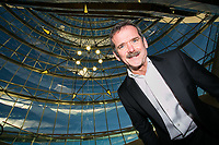 No Repro Fee<br /> 9-1-14<br /> Laya Healthcare Pendulum Summit <br /> Pictured in advance of his keynote address at the Laya Healthcare Pendulum Summit is Commander Chris Hadfield. The inaugural Laya Healthcare Pendulum Summit, of which the health insurance provider is title sponsor, coincided with new laya healthcare commissioned research into work-life balance. According to the findings, a good work-life balance means not giving all your free time to work and finding time to relax and have fun. A good relationship with family and friends is also important to people claiming to have struck the right balance.Pic:Naoise Culhane - no fee<br /> Issued on behalf of laya healthcare by H+A Marketing + PR<br /> For more information please contact;<br /> Nuala Ryan, H+A Marketing +PR, Tel: 083 421 2733. Email: nryan@hamarketingpr.ie<br /> Pic: Naoise Culhane - no fee