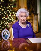 December 25, 2020 (UK): Queen Elizabeth's Christmas Day Message