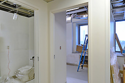 VA Medical Center West Haven ICU Step Down Expansion.VA Project No. 689-375   PAI Project No. 33656.00.Photographer: James R Anderson.Date of Photograph: 16 November 2012   Time: 2:00 PM   Image No.: 06.