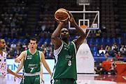 DESCRIZIONE : Milano Lega A 2011-12 EA7 Emporio Armani Milano Benetton Treviso<br /> GIOCATORE : Marcus Goree<br /> CATEGORIA : Tiro Libero<br /> SQUADRA : Benetton Treviso<br /> EVENTO : Campionato Lega A 2011-2012<br /> GARA : EA7 Emporio Armani Milano Benetton Treviso<br /> DATA : 11/01/2012<br /> SPORT : Pallacanestro<br /> AUTORE : Agenzia Ciamillo-Castoria/A.Dealberto<br /> Galleria : Lega Basket A 2011-2012<br /> Fotonotizia : Milano Lega A 2011-12 EA7 Emporio Armani Milano Benetton Treviso<br /> Predefinita :