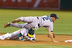 20110401 - Seattle Mariners at Oakland Athletics (MLB Baseball)