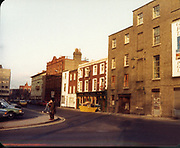 Old Dublin Amature Photos December 1983 WITH, Four Courts, North Quays, Parlement St, Gratton Bridge, Sea Horse, Lantern, Lampost, Chancery Inn, st, Arron Quay, Church, South Quays, Nashs, Old amateur photos of Dublin streets churches, cars, lanes, roads, shops schools, hospitals