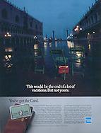 American Express Venice Handbag