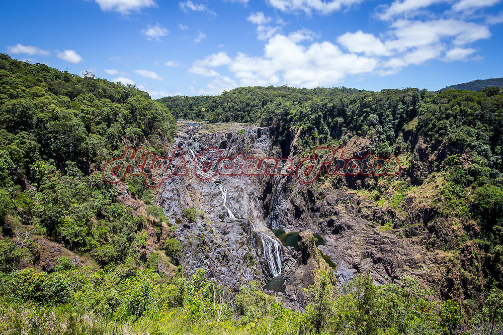 Awesome view of Barron Falls - would love to come back here at the end of the wet season when they're really running...
