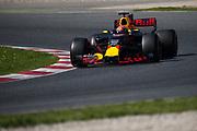 March 7-10, 2017: Circuit de Catalunya. Max Verstappen (DEU), Red Bull Racing, RB13