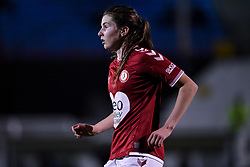 Emma Bissell of Bristol City Women - Mandatory by-line: Ryan Hiscott/JMP - 14/11/2020 - FOOTBALL - Twerton Park - Bath, England - Bristol City Women v Tottenham Hotspur Women - Barclays FA Women's Super League