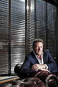 Piers Morgan photographed at Marriot County Hall, London