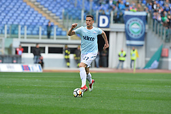 March 31, 2018 - Rome, Lazio, Italy - Ramos Luiz Felipe during the Italian Serie A football match between S.S. Lazio and Benevento at the Olympic Stadium in Rome, on march 31, 2018. (Credit Image: © Silvia Lore/NurPhoto via ZUMA Press)