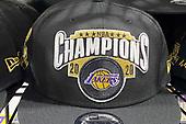 NBA-Los Angeles Lakers Championship City Scenes-Oct 15, 2020