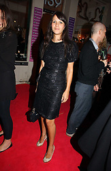 LISA MOORISH at a party to launch Pearl Lowe's fashion held at The Cross. 141 Portland Road, Holland Park, W11 on 30th October 2006.<br />