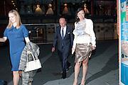 KATHRYN MURDOCH; RUPERT MURDOCH; WENDI DENG, Summer party hosted by Rupert Murdoch. Oxo Tower, London. 17 June 2009