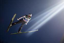06.01.2015, Paul Ausserleitner Schanze, Bischofshofen, AUT, FIS Ski Sprung Weltcup, 63. Vierschanzentournee, Finale, im Bild Manuel Poppinger (AUT) // Manuel Poppinger of Austria during Final Jump of 63rd Four Hills <br /> Tournament of FIS Ski Jumping World Cup at the Paul Ausserleitner Schanze, Bischofshofen, Austria on 2015/01/06. EXPA Pictures © 2015, PhotoCredit: EXPA/ JFK