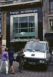 Iraqi Airways Office