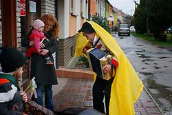 CZECH REPUBLIC MORAVIA BANOV 5APR10 - Traditional Easter Monday celebration in Banov, Moravia, Czech Republic...jre/Photo by Jiri Rezac..© Jiri Rezac 2010