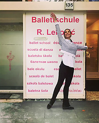 """Sila Sahin releases a photo on Instagram with the following caption: """"Freue mich riesig \u00fcber die  Neue Er\u00f6ffnung der Ballettschule R.Lekovic bald ist es soweit . Kann es kaum erwarten \ud83d\udc83\ud83c\udffb\ud83d\udc6f\ud83d\udc83\ud83c\udffb @renatelekovic #goodpeople #dancing #herzausgold #excited #ballett #school #kudamm"""". Photo Credit: Instagram *** No USA Distribution *** For Editorial Use Only *** Not to be Published in Books or Photo Books ***  Please note: Fees charged by the agency are for the agency's services only, and do not, nor are they intended to, convey to the user any ownership of Copyright or License in the material. The agency does not claim any ownership including but not limited to Copyright or License in the attached material. By publishing this material you expressly agree to indemnify and to hold the agency and its directors, shareholders and employees harmless from any loss, claims, damages, demands, expenses (including legal fees), or any causes of action or allegation against the agency arising out of or connected in any way with publication of the material."""