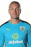 BURNLEY, ENGLAND - JULY 20:  Paul Robinson of Burnley poses during the Premier League portrait session on July 20, 2016 in Burnley, England. (Photo by Barrington Coombs/Getty Images for Premier League)