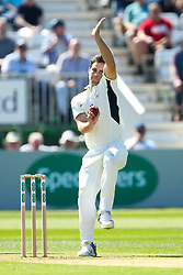 Hilton Cartwright of Middlesex - Mandatory by-line: Robbie Stephenson/JMP - 20/04/2018 - CRICKET - The 3aaa County Ground  - Derby, England - Derbyshire CCC v Middlesex CCC - Specsavers County Championship Division Two