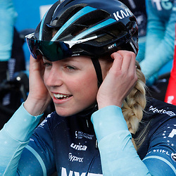 14-04-2021: Wielrennen: Brabantse Pijl women: Overijse: Cathalijne Hoolwerf