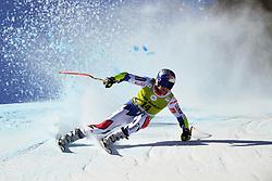 March 14, 2019 - ANDORRA - Alexis Pinturault (FRA) during Men's Super Giant of Audi FIS Ski World Cup Finals 18/19 on March 14, 2019 in Grandvalira Soldeu/El Tarter, Andorra. (Credit Image: © AFP7 via ZUMA Wire)