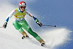 SKI ALPIN: Weltcup, Damen, Riesenslalom, Soelden, 22.10.2005<br />Tina MAZE (SLO) <br />© pixathlon<br />AUSTRIA OUT !