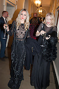 TREE CARR, Isabella Blow: Fashion Galore! private view, Somerset House. London. 19 November 2013