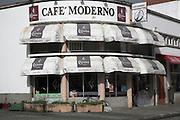 Cafe Moderno, Viano do Castelo, Portugal