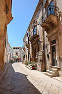 Street of Sicili, Sicily