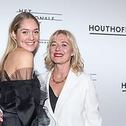 NLD/Amsterdam/20190316  - Premiere balletvoorstelling Het Zwanenmeer, Rens Kroes met haar moeder Geartsje Leistra