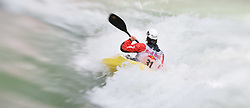18.06.2010, Drauwalze, Lienz, AUT, ECA Kayak Freestyle European Championships, im Bild Feature Fresstyle Kajak, Koll Martin, GER, Men, #31, EXPA Pictures © 2010, PhotoCredit: EXPA/ J. Feichter / SPORTIDA PHOTO AGENCY