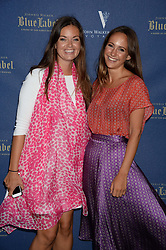 The Johnnie Walker Blue Label and David Gandy Drinks Reception aboard John Walker & Sons Voyager, St.Georges Stairs Tier, Butler's Wharf Pier, London, UK on 16th July 2013.<br /> Picture Shows:-Lady Natasha Rufus-Isaacs, Lavinia Brennan