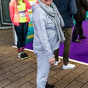 NLD/Rotterdam/20170319 - inloop De Marathon de Musical, Corry van Gorp