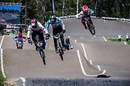 2018 UCI BMX Supercross<br /> Round 8 Santiago Del Estero (Argentina)<br /> Motos<br /> #6 (EVANS Kyle) GBR<br /> #595 (MOLINA Gonzalo) ARG<br /> #373 (BLANC Renaud) SUI