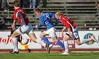 Morten Moldskred, Aalesund. <br /> <br /> Fotball: Kongsvinger - Aalesund 2-2 (5-2 e. straffer). NM 2004 herrer, 3. runde. 8. juni 2004. (Foto: Peter Tubaas/Digitalsport.