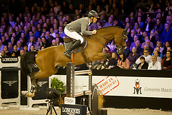 Beerbaum Ludger, GER, Cool Down 7<br /> Jumping Indoor Maastricht 2017<br /> © Hippo Foto - Sharon Vandeput<br /> 12/11/17