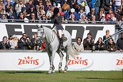 Diniz Luciana (POR) - Winningmood<br /> World Equestrian Festival, CHIO Aachen 2011<br /> © Dirk Caremans