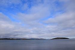 Balcary Bay, Dumfries & Galloway, Scotland 2021