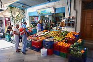 The Food Market, Ermoupolis, Syros Island [ ????? ] , Greek Cyclades Islands