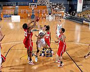 FIU Women's Basketball vs Louisiana Lafayette (Feb 09 2011)