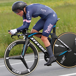 KNOKKE HEIST (BEL) July 10 CYCLING: <br /> 3th Stage Baloise Belgium tour Time Trial: Sanne Cant