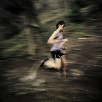 Jannalyn Luttrell, Professional Triathlete, Trainer and Member of Trifecta Endurance LLC