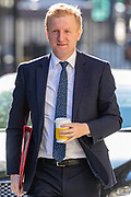 Digital, Culture, Media and Sports Secretary of State Oliver Dowden arrives in Downing Street on Tuesday, 21 July 2020 – to attend a Cabinet meeting for the first time since the lockdown to be held at the Foreign and Commonwealth Office (FCO) in London. (VXP Photo/ Vudi Xhymshiti)