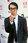 Mike Relm at the 11th Annual Webby Awards  held at Cipriani's Downtown on June 10, 2008