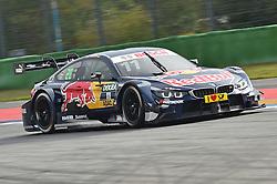 Marco Wittmann (BMW Team RMG)  beim DTM Saisonfinale in Hockenheim<br /> <br />  / 161016<br /> <br /> ***German Touring Car Championship in Hockenheim, Germany, October 16, 2016 ***