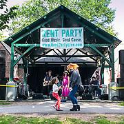 Rent Party Family Picnic, Maplewood, NJ 9/9/17