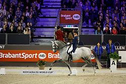 Minderhoud Hans Peter, (NED), Zanardi <br /> Indoor Brabant - 's Hertogenbosch 2016<br /> © Hippo Foto - Dirk Caremans<br /> 12/03/16