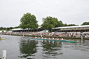 Henley, Great Britain.   Finals day. The Grand  Challenge Cup, Berks, Hansa Dortmund vs Molesey BC and Leander Club  final at Henley Royal Regatta. River Thames Henley Reach.  Royal Regatta. River Thames Henley Reach.  Sunday  03/07/2011  [Mandatory Credit  Patrick White/ Intersport Images] . HRR
